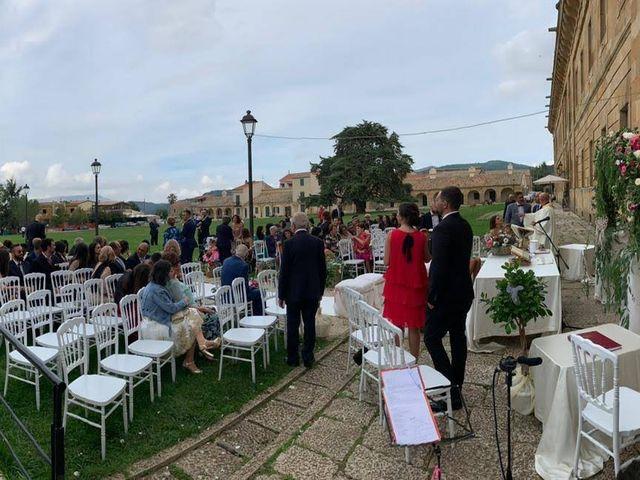 Il matrimonio di Francesco e Marina a Corleone, Palermo 1