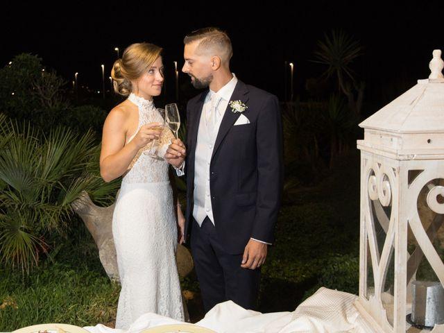 Le nozze di Eva e Daniel