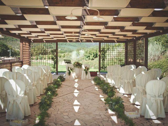 Il matrimonio di Pepijin e Maria a Scheggino, Perugia 18