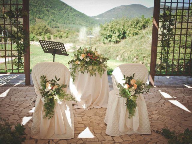Il matrimonio di Pepijin e Maria a Scheggino, Perugia 19
