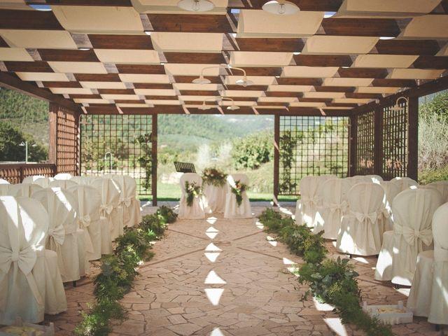 Il matrimonio di Pepijin e Maria a Scheggino, Perugia 20
