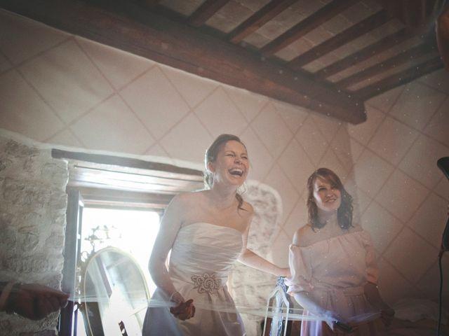 Il matrimonio di Pepijin e Maria a Scheggino, Perugia 55