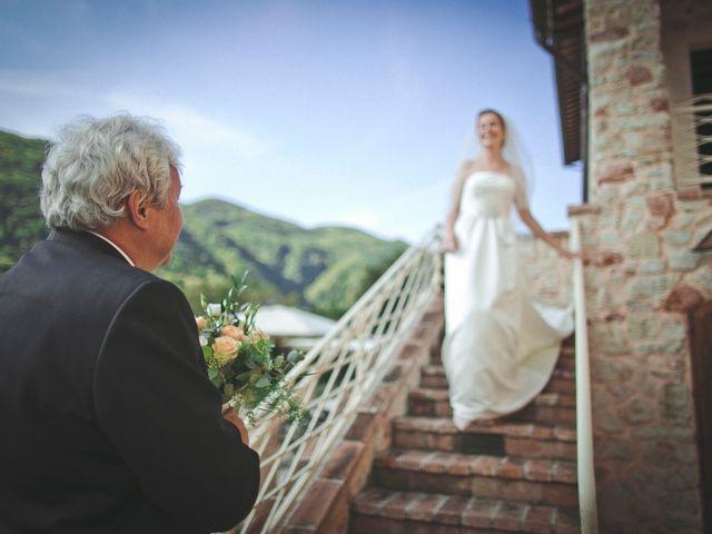 Il matrimonio di Pepijin e Maria a Scheggino, Perugia 57
