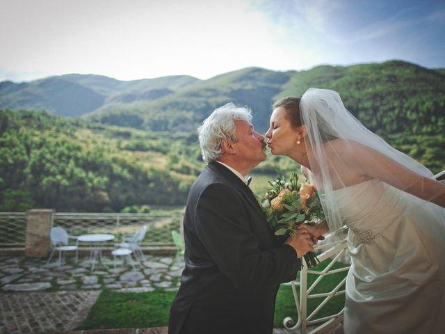 Il matrimonio di Pepijin e Maria a Scheggino, Perugia 58