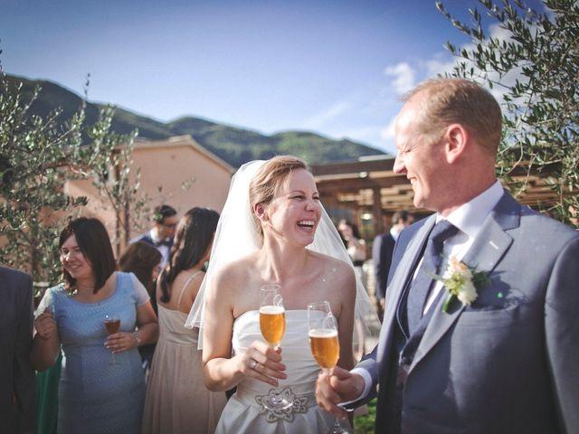 Il matrimonio di Pepijin e Maria a Scheggino, Perugia 77