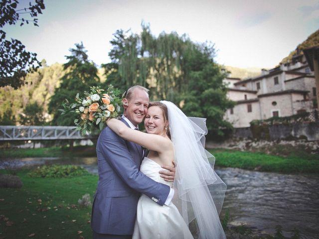 Il matrimonio di Pepijin e Maria a Scheggino, Perugia 82