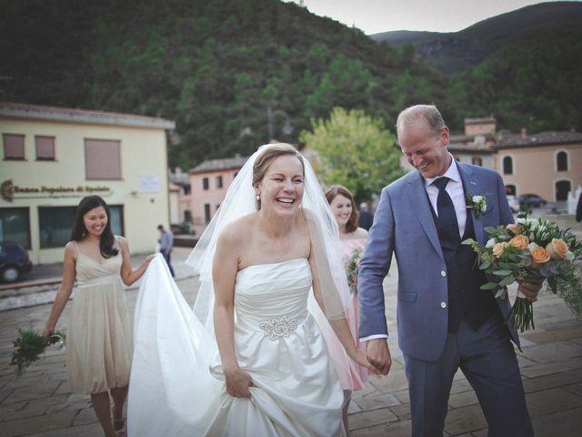 Il matrimonio di Pepijin e Maria a Scheggino, Perugia 89