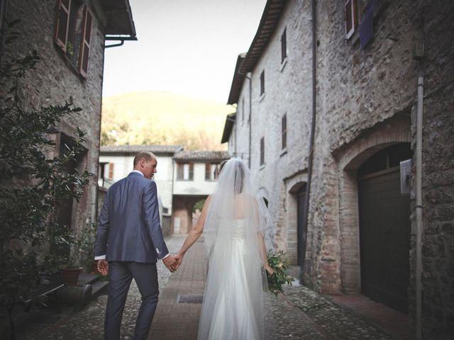 Il matrimonio di Pepijin e Maria a Scheggino, Perugia 91