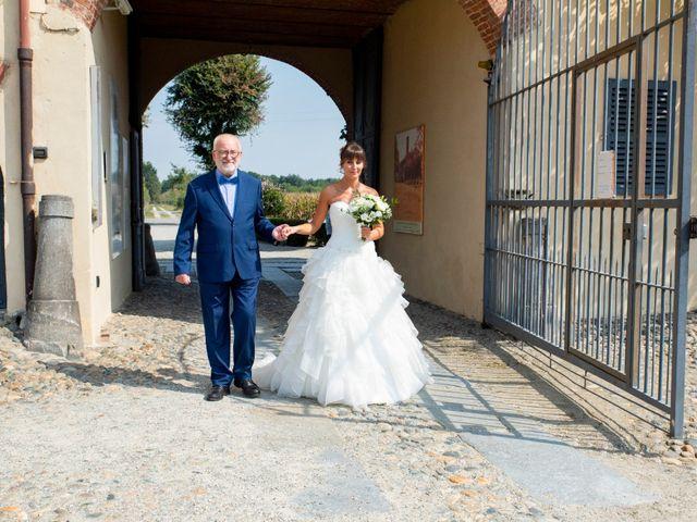 Il matrimonio di Carlo e Celeste a Chivasso, Torino 16