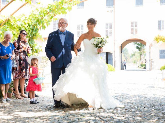 Il matrimonio di Carlo e Celeste a Chivasso, Torino 17