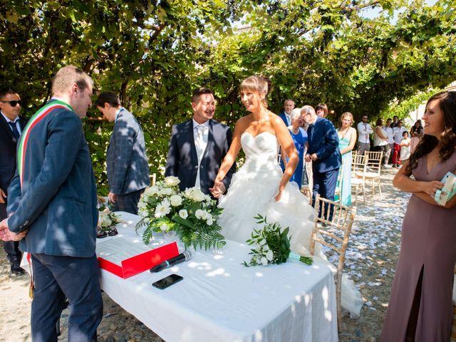 Il matrimonio di Carlo e Celeste a Chivasso, Torino 18