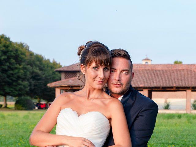 Il matrimonio di Carlo e Celeste a Chivasso, Torino 23