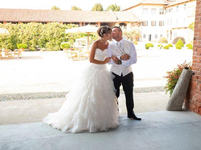 Il matrimonio di Carlo e Celeste a Chivasso, Torino 40