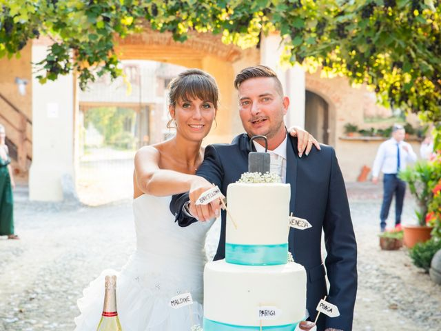 Il matrimonio di Carlo e Celeste a Chivasso, Torino 45