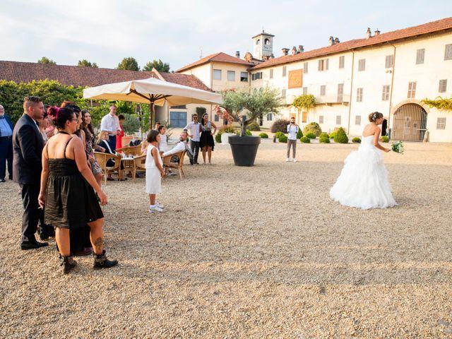 Il matrimonio di Carlo e Celeste a Chivasso, Torino 47