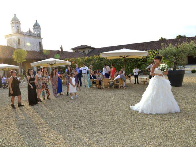 Il matrimonio di Carlo e Celeste a Chivasso, Torino 48