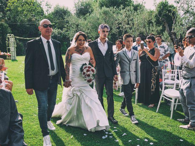 Il matrimonio di Giovanna e Eleonora a Pavia, Pavia 17
