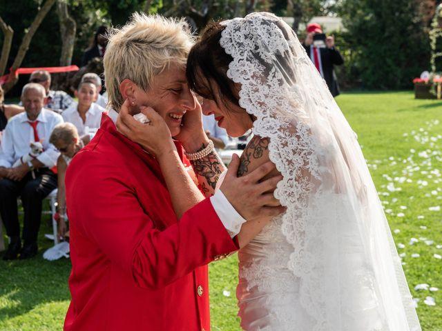 Il matrimonio di Giovanna e Eleonora a Pavia, Pavia 23