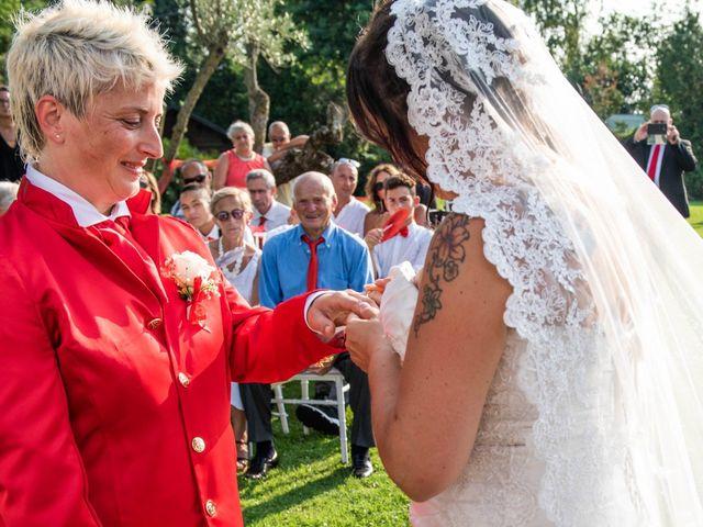 Il matrimonio di Giovanna e Eleonora a Pavia, Pavia 29