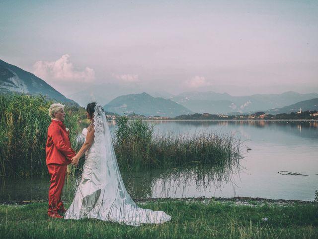 Il matrimonio di Giovanna e Eleonora a Pavia, Pavia 35