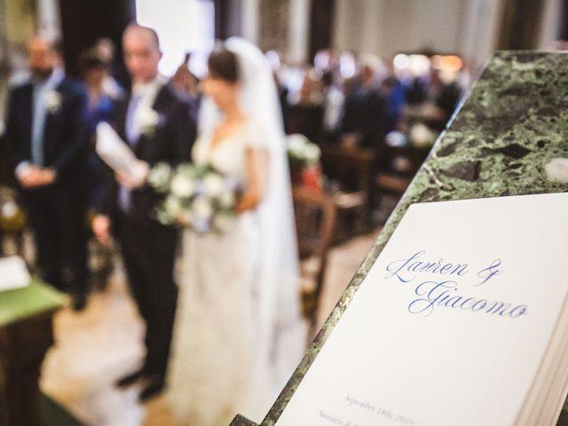 Il matrimonio di Giacomo e Lauren a Bollate, Milano 26