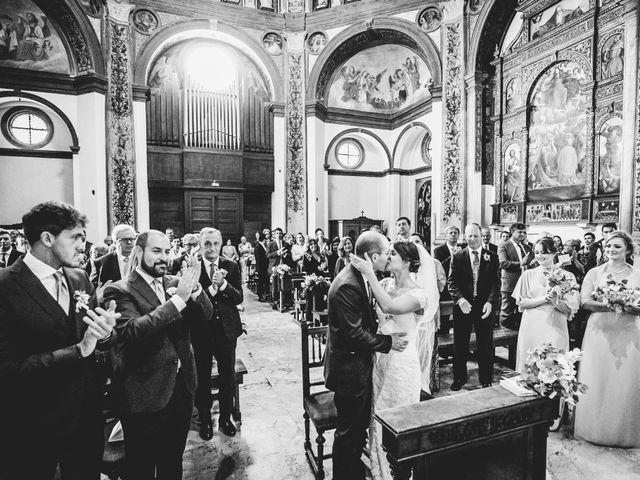Il matrimonio di Giacomo e Lauren a Bollate, Milano 27