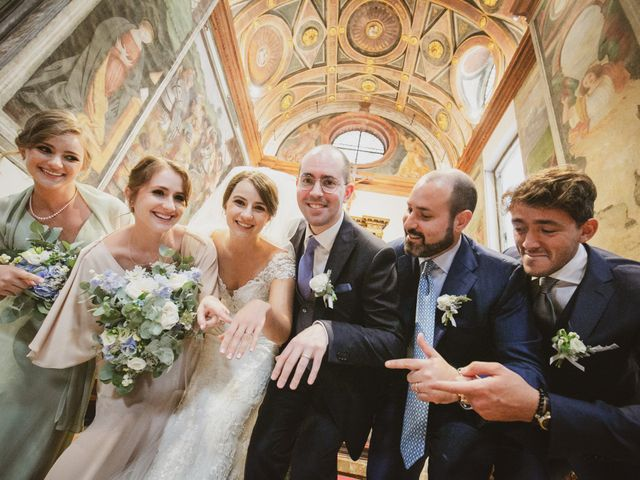 Il matrimonio di Giacomo e Lauren a Bollate, Milano 28