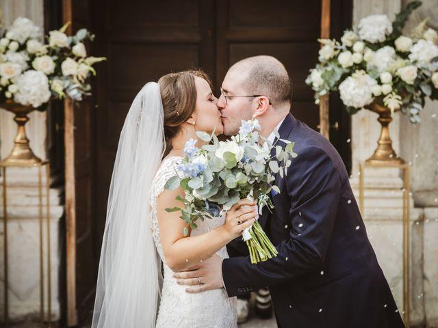 Il matrimonio di Giacomo e Lauren a Bollate, Milano 30