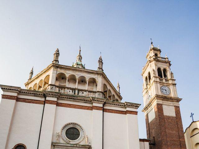 Il matrimonio di Giacomo e Lauren a Bollate, Milano 31