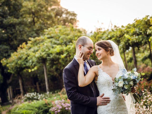 Il matrimonio di Giacomo e Lauren a Bollate, Milano 33