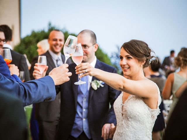 Il matrimonio di Giacomo e Lauren a Bollate, Milano 36