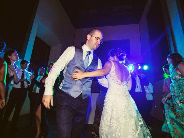 Il matrimonio di Giacomo e Lauren a Bollate, Milano 47