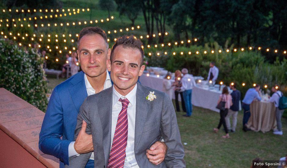 Il matrimonio di Lorenzo e Marco a Livorno, Livorno