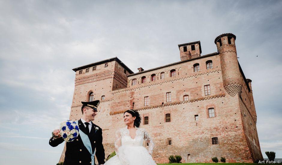 Il matrimonio di Salvatore e Federica a Alba, Cuneo