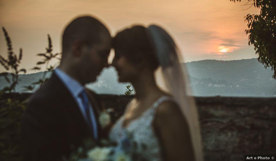 Il matrimonio di Giacomo e Lauren a Bollate, Milano