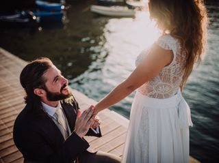 Le nozze di Novella e Giuseppe