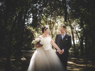 Le nozze di Marzia e Romano
