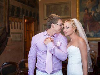 Le nozze di Eva e Andrea