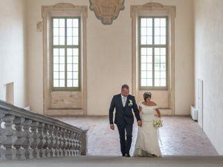 Le nozze di Giulia e Ronnie