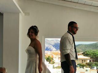 Le nozze di Margit  e Roberto Antonio  2