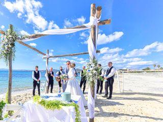 Le nozze di Margit  e Roberto Antonio