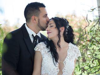Le nozze di Samanta e Eugenio