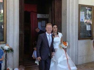 Le nozze di Lavinia e Stefano 1