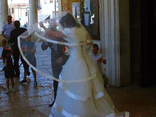 Le nozze di Lavinia e Stefano 2