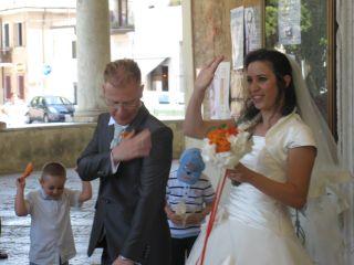 Le nozze di Lavinia e Stefano 3