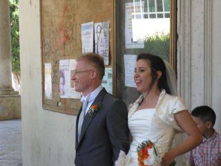 Le nozze di Lavinia e Stefano