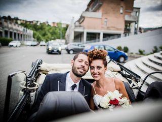 Le nozze di Alessandro e Nicole