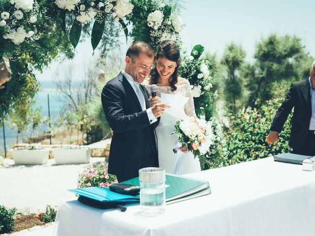 Il matrimonio di Emanuele e Valentina a Portopalo di Capo Passero, Siracusa 4