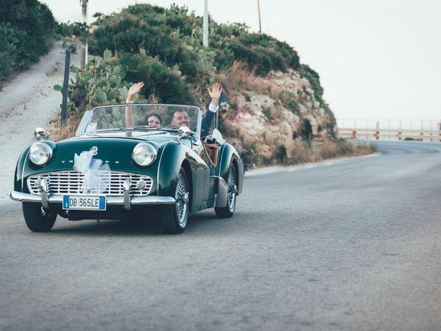 Il matrimonio di Emanuele e Valentina a Portopalo di Capo Passero, Siracusa 8