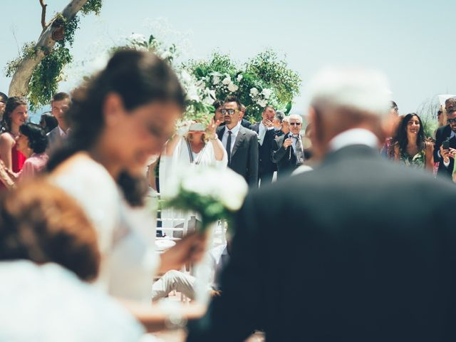Il matrimonio di Emanuele e Valentina a Portopalo di Capo Passero, Siracusa 9